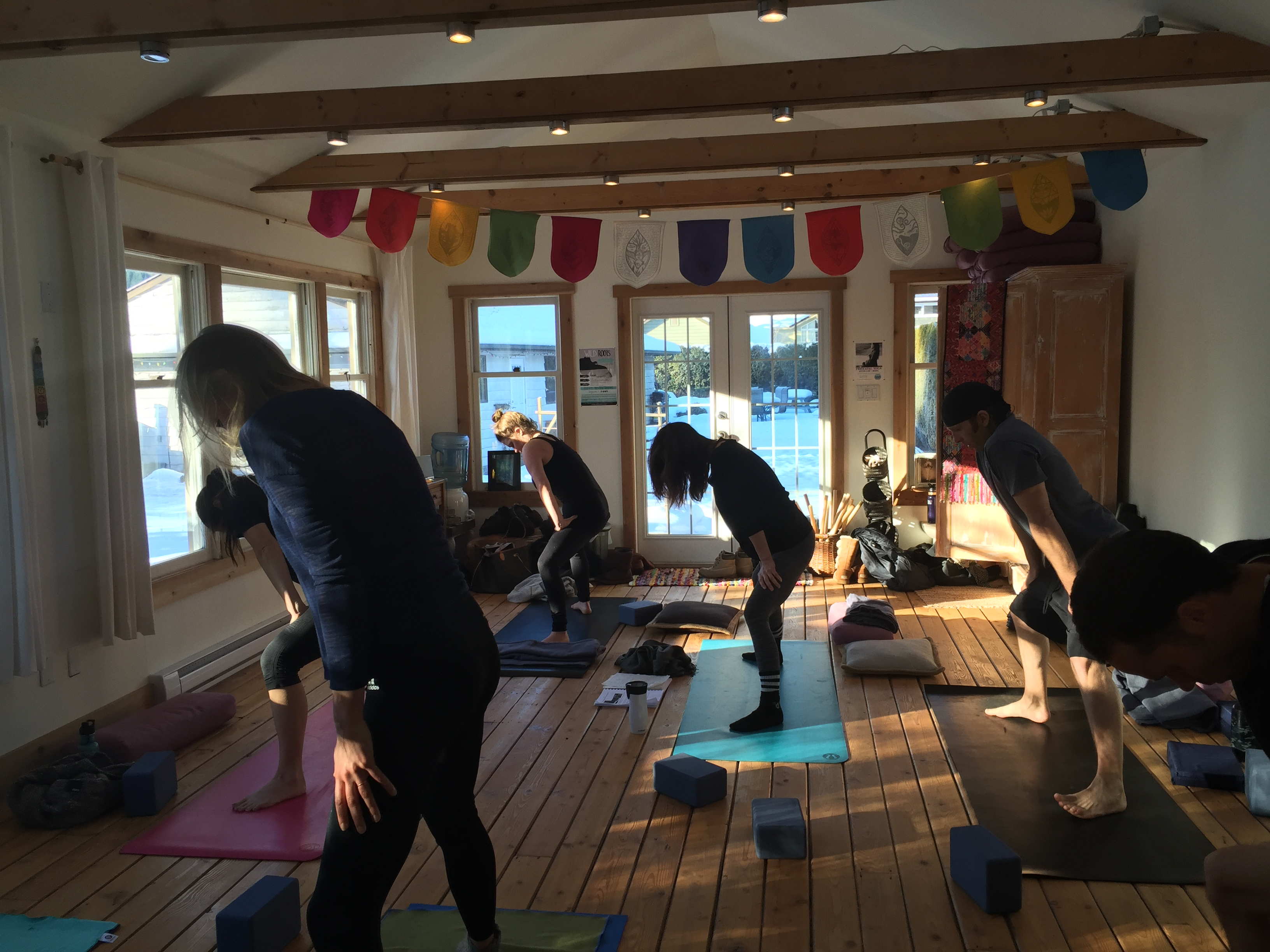 Pemberton Wellness Center for Yoga